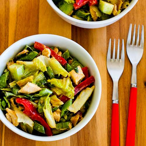 20 Low-Carb Beat-the-Heat Chicken Salads to Make from ...