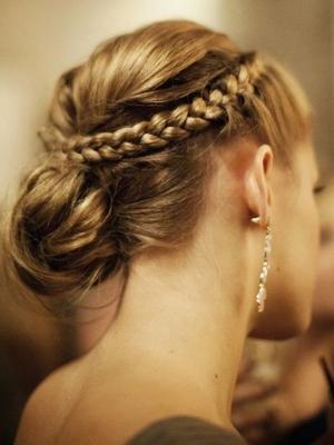 peinados faciles trenzas