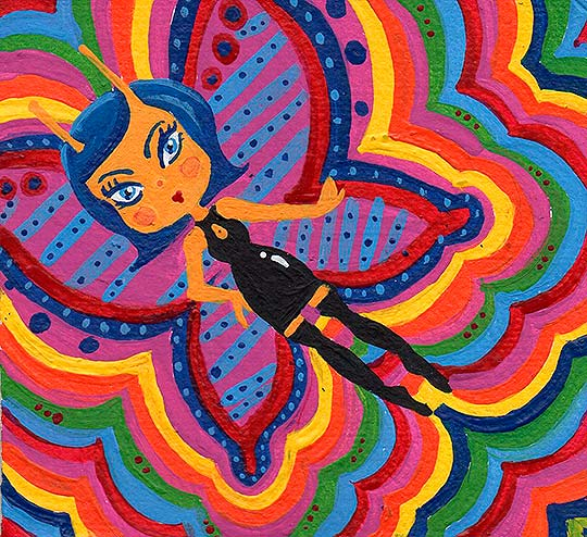 Ilustración de Paula Acero