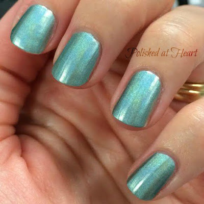 aqua chrome polish