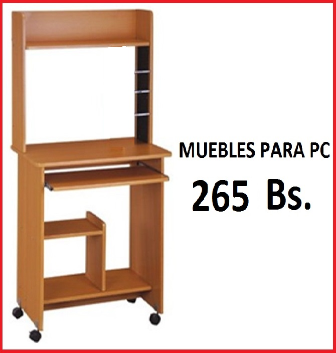 Compra y venta de computadoras muebles para computadora for Muebles para computadora