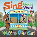 godstruck ministries sing gods word vol 2 cd cover