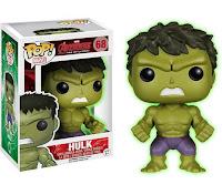 Funko Pop! Hulk GITD