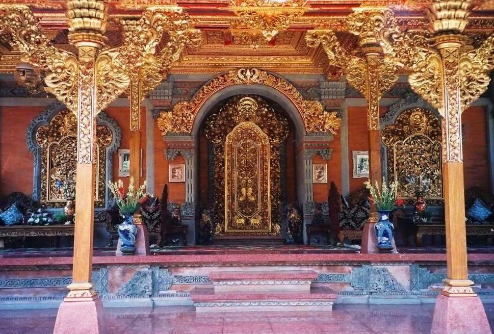 Rumah Adat Bali