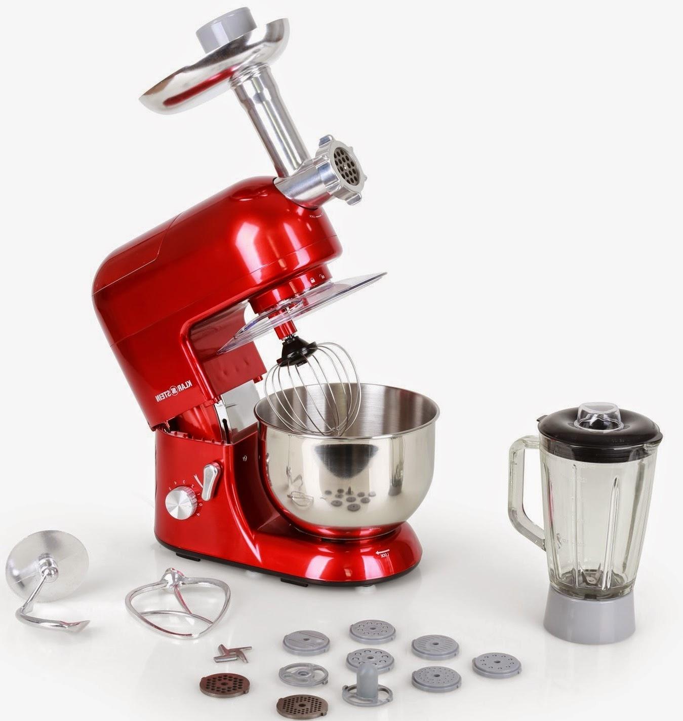Les mostramos las mejores maquinas de cocina robots de for Maquinas de cocina