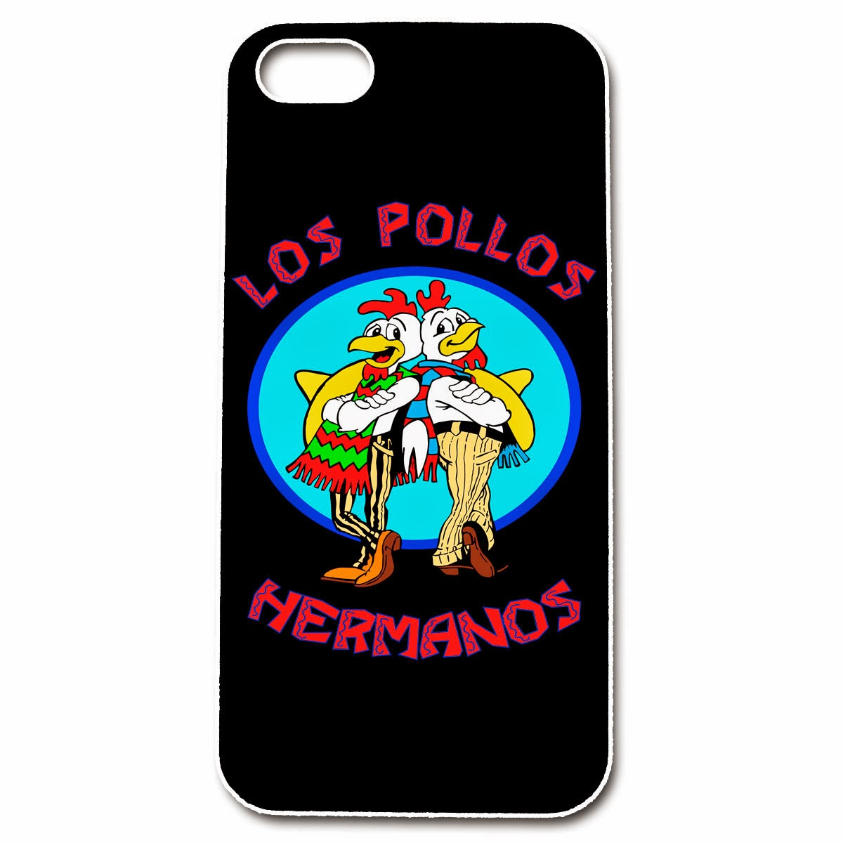Funda Breaking Bad Restaurante Los Pollos Hermanos