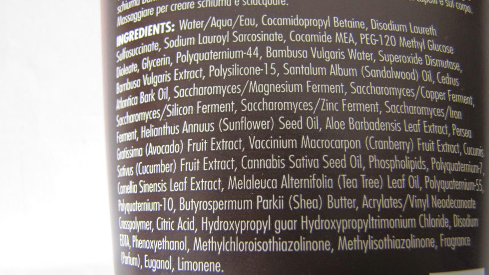 shampoo sem sulfato barato
