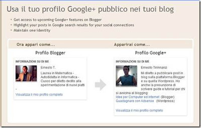 google plus blogger