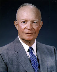 Dwight D. Eisenhower, President of Columbia College