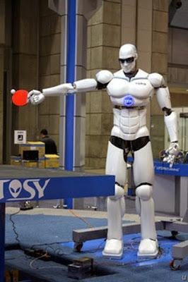 Inilah Robot Terpintar Di Dunia