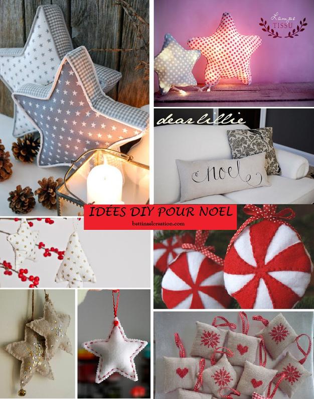Extrêmement DIY : plusieurs idées créatives pour préparer NOEL Bettinael  CS27