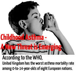 Picture of Childhood Asthma