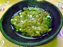 resep sambal hijau