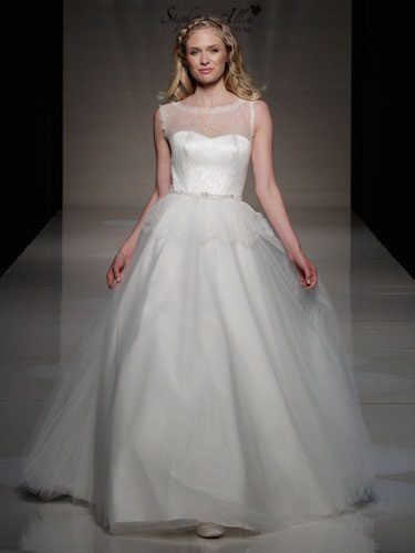 Moonlight - Stephanie Allin 2013 wedding dresses