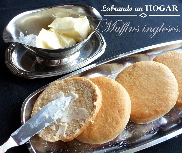 Receta: Muffins ingleses
