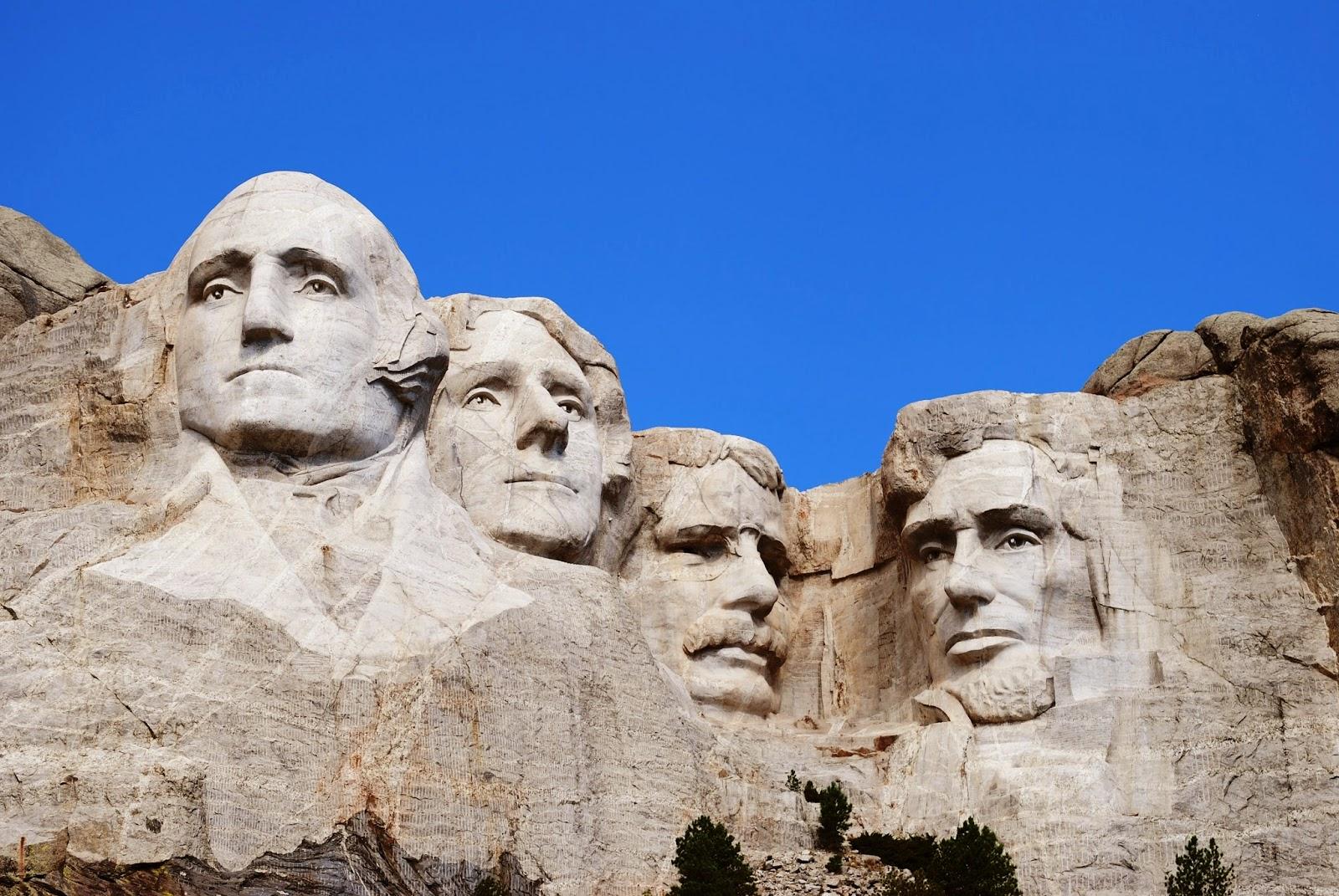 Mis lugares favoritos: EL MONTE RUSHMORE. Símbolo del espíritu de ... Rushmore