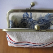 French Clutch Bag