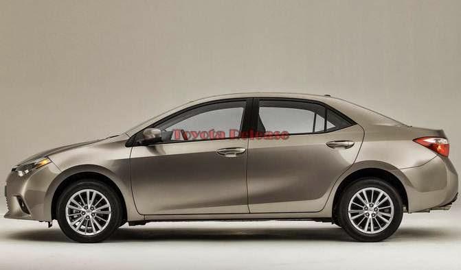 2015 Toyota Corolla Release Date
