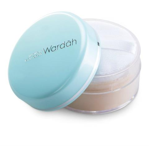Harga Wardah Luminous Face Powder 01 Light Beige Full Spesifikasi