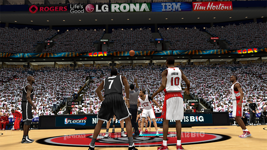 Toronto Raptors 2014 Playoffs | NBA 2K14