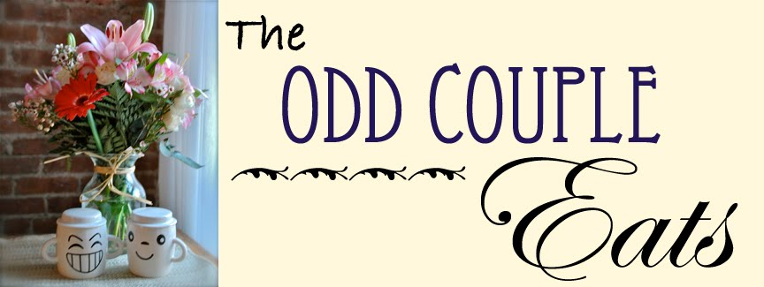 The Odd Couple Eats