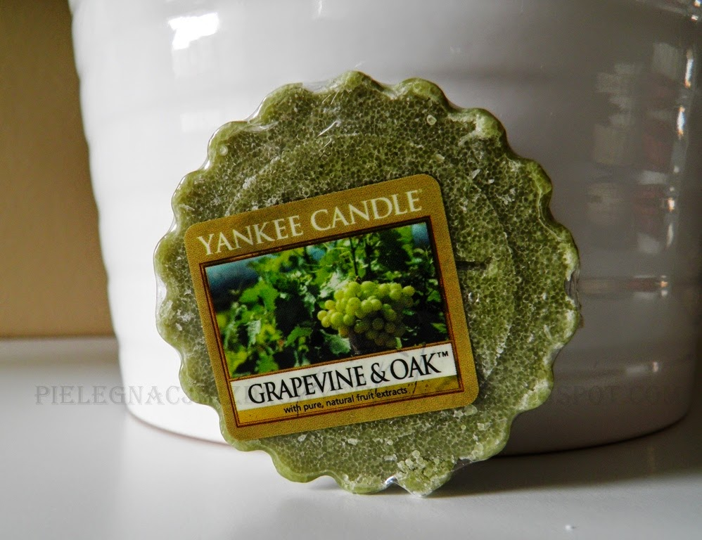 Yankee Candle: Grapevine & Oak i Coconut Bay