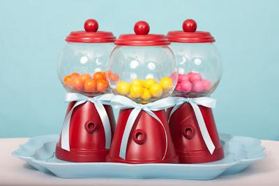 decorar con maqunas de caramelos
