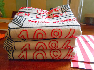 https://www.etsy.com/listing/161266194/haruki-murakami-book-tote-bag-stack
