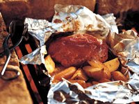 Grilled Meat Loaf Meal Packs