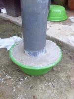 cara membuat pot dari pipa paralon