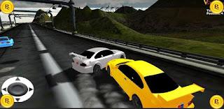 3D Araba Drift Yarışı Yeni
