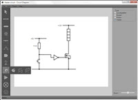 Circuit Diagram 1.1: create an electronic circuit diagrams
