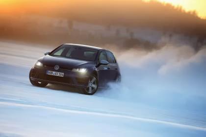 VW Golf R Evo Siap Unjuk Gigi