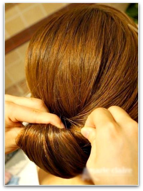 Kanubeea Hair Clip: Kreasi Cepol Cantik Untuk Rambut ...