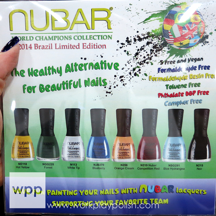 Nubar World Cup Collection