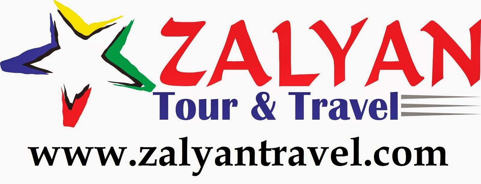 website Zalyan Travel