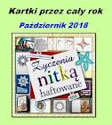Kartki u Ani- październik 2018 r.