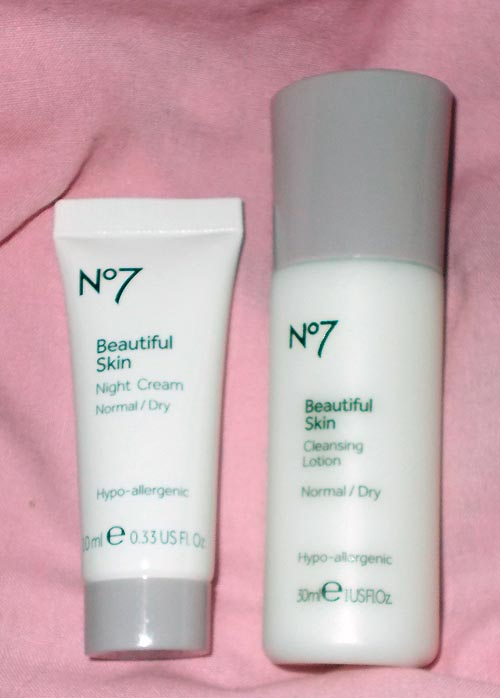 Boots facial products reviews