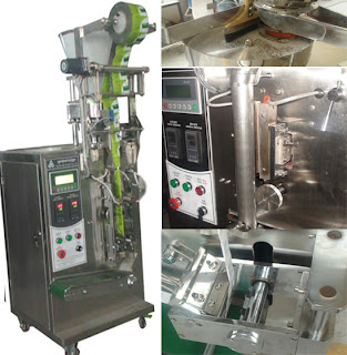 LH-60KZ Carbon Granule Packaging Machine food packing for Coffee Automatische Verpackungsmaschinen