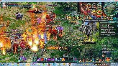 Với cốt truyện mở khá hấp dẫn, người chơi như bị cuốn theo mạch cảm xúc của nhân vật trong quá trình phiêu lưu của game mới Linh Tướng.