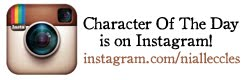 Character Of The Day on  Instagram