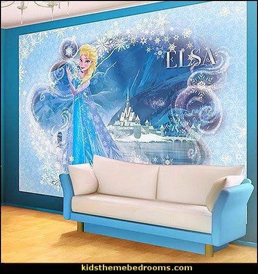 Decorating theme bedrooms - Maries Manor: Frozen theme Elsa ...