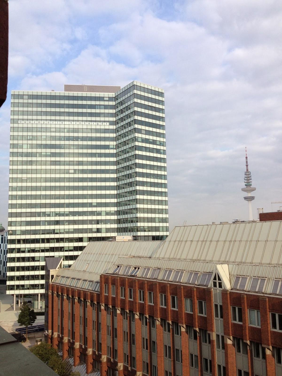 Emporio Hochhaus - Hamburg