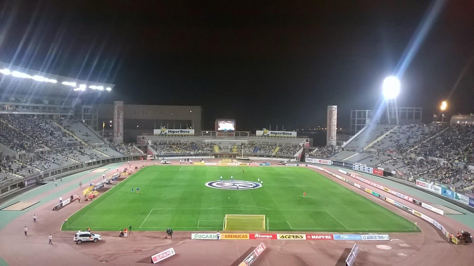 UD Las Palmas - Alabete Balompié