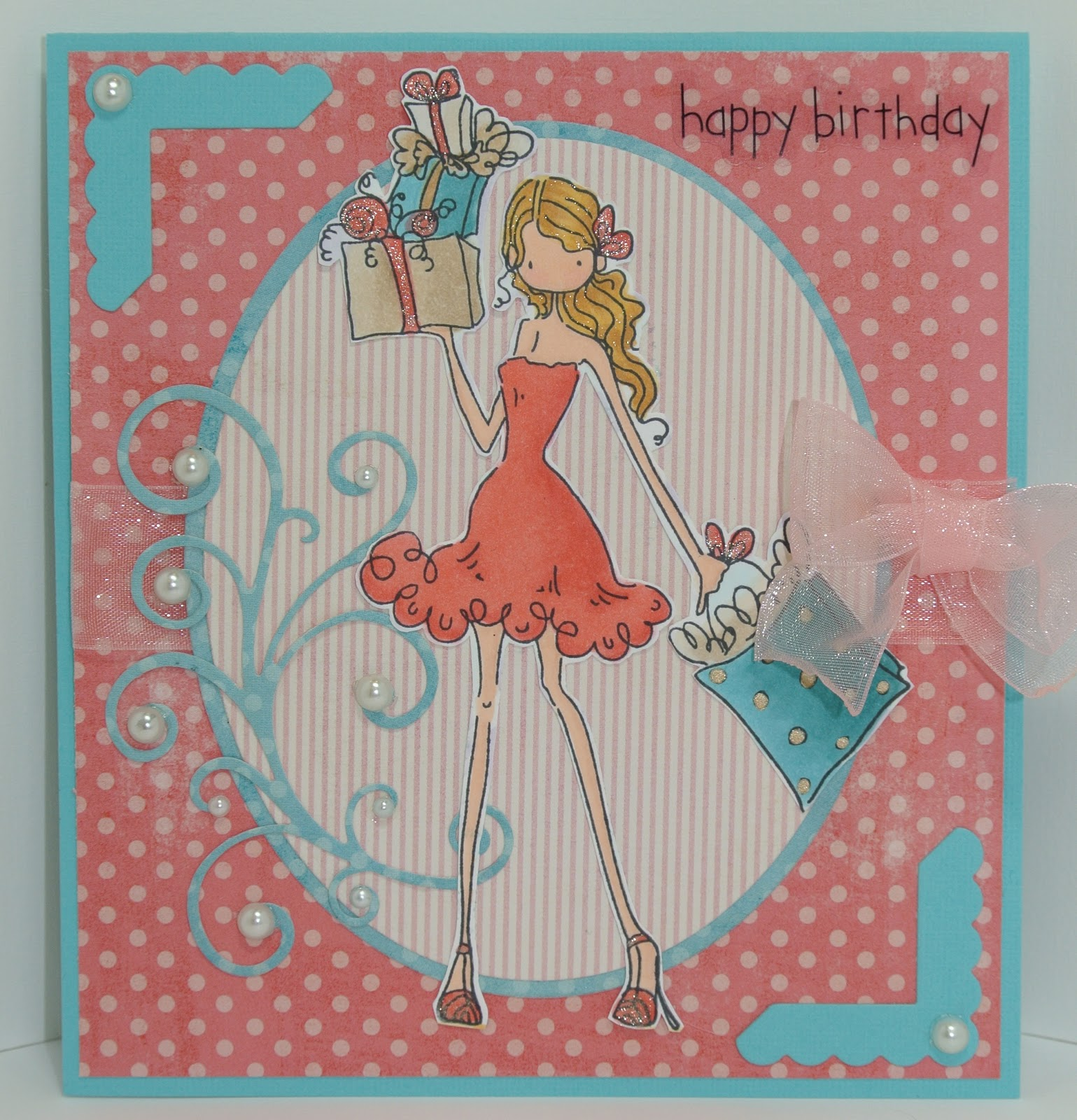 My Stamp and Paper Obsession – Sophisticated Birthday Cards