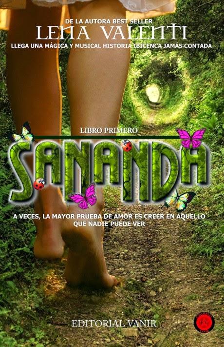 LIBRO - Sananda  Lena Valenti (Editorial Vanir - 9 Febrero 2015)  Literatura - Ficción - Romántica | Edición Ebook Kindle