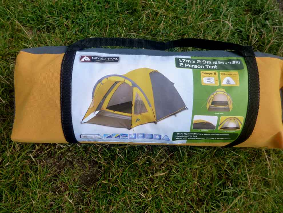 For £25 quid this is a real bargain for folk who just want a basic no frills cheap tent. Graeme obtained this one over in Ireland straight off the shelf ... & Alex and Bob`s Blue Sky Scotland: Ireland. Last Day.Slieve Binnian ...