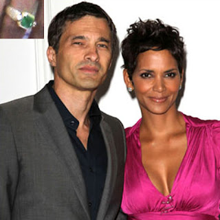 Halle Berry Engagement Ring Hidden Code