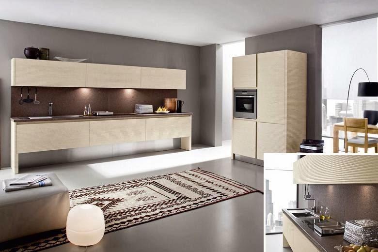 Materiales para cocinas iii maderas c lidas e for Acabados de cocinas