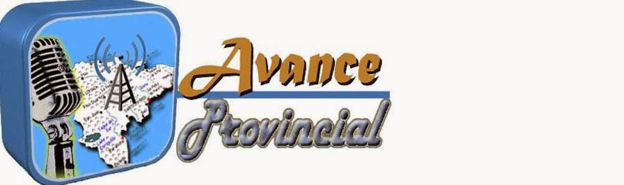 Avance Provincial